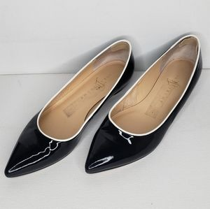 Ivanka Trump Itchic Patent Leather Flats